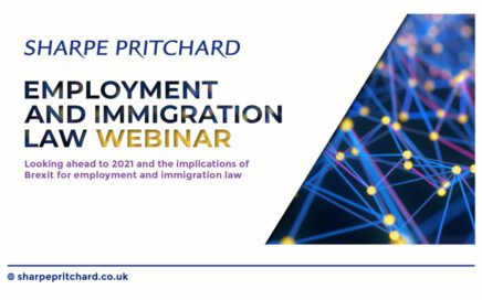 Webinar - Employment and Immigration Law